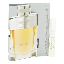 Bentley Sample by Bentley, .05 oz Vial (sample) for Men