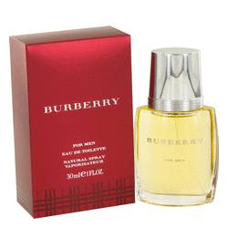 Burberry Cologne by Burberry, 1 oz Eau De Toilette Spray for Men