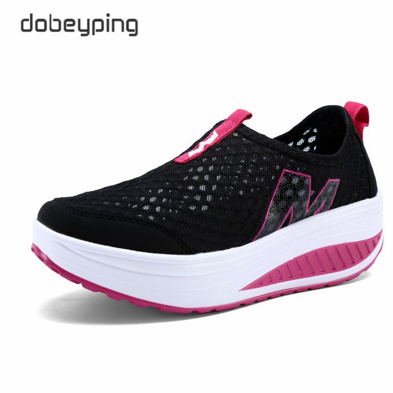 #hotshoes New Women's Shoes Casual Sport Fashion Shoes Walking Flats Height I...