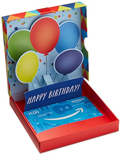 https://t.co/1ab0ti2OkK $100 Gift Card in a Birthday Pop Up Box -...
