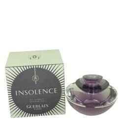 Insolence Perfume by Guerlain, 3.4 oz Eau De Parfum Spray for Women