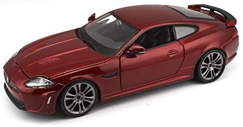 Product review for Bburago 1:24 Scale Jaguar XKR-S Diecast Vehicle (Colors...