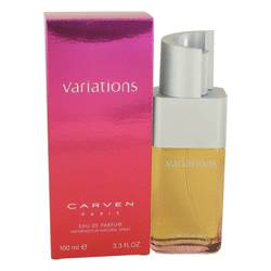 Variations Perfume by Carven, 3.4 oz Eau De Parfum Spray for Women